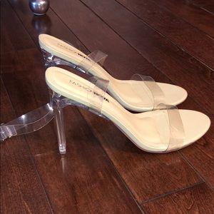 Fashion nova heels size 8.5